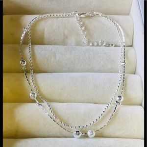 Jewelry - Anklet Sterling Silver